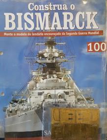 Coleção Construa O Bismarck Edição 100