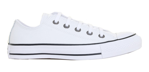 Zapatillas Converse Chuck Taylor All Star Leather Ox Bl/bl