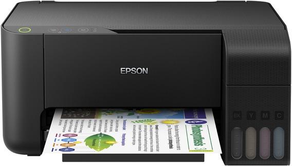 Multifuncional Impressora Epson L3150 Ecotank Wireless Wi-fi