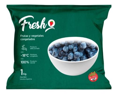 Arandano Congelado Iqf Fresh X 1kg