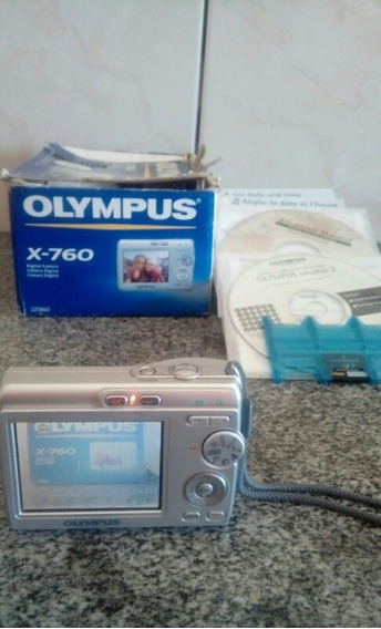 Maquina Fotografica Olympus X-76
