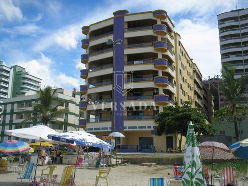 Apartamento Frente Para O Mar Meia Praia  - 2498
