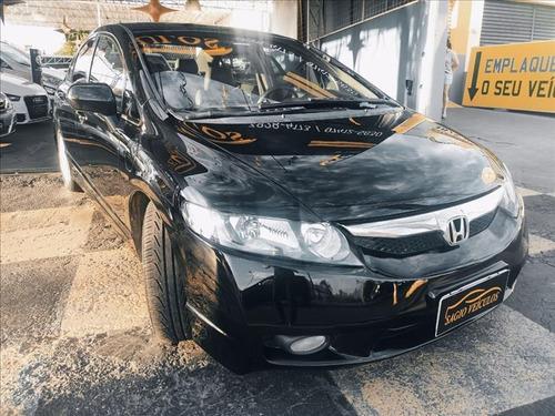 Honda Civic 1.8 Lxs 16v Flex 4p Automtico