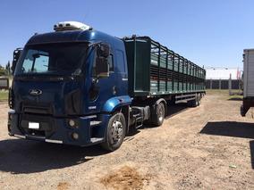 Ford Cargo 1722 Tractor Año 2013 Impecable Estado
