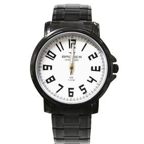 Relógio Masculino Backer Dortmund 6488113m - Preto
