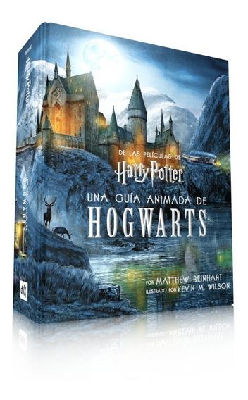 Harry Potter: Una Guía Animada De Hogwarts - Libro Pop-up