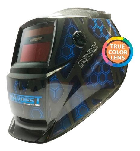 Máscara Fotosensible Careta Soldar 92x42 True Color Real