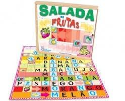 Jogo Salada De Fruta!!