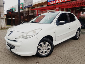 Peugeot 207 Hatch Xr 1.4 8v Flex 4p 2013