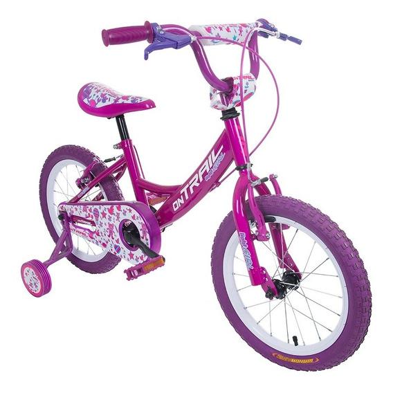 Bicicleta On Trail Girl Light 16