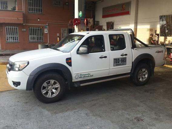 Camioneta Ford Ranger Modelo 2012