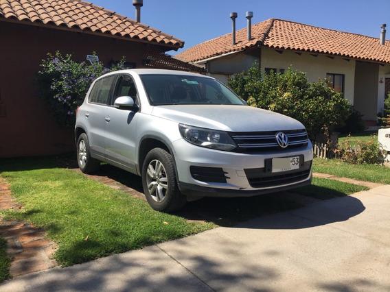 Volkswagen Tiguan 1.4 Tsi Suv. Gris