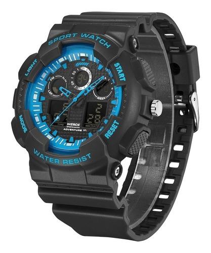 Relógio Analógico Digital Funcional Luxo Original Promoção