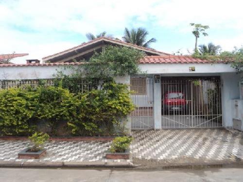 Casa 100 Metros Da Praia No Gaivota - Itanhaém 0879 Npc