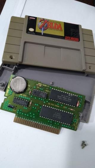 Zelda Original De Super Nintendo