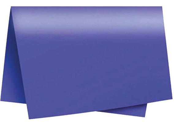 Papel Cartolina Roxo Dupla Face Color Set 47,5x66cm C/20