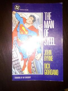 Revista Superman The Man Of Steel