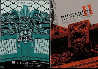 Lote: Misterios De La Ciudad De La Plata I Y Ii. Colombo