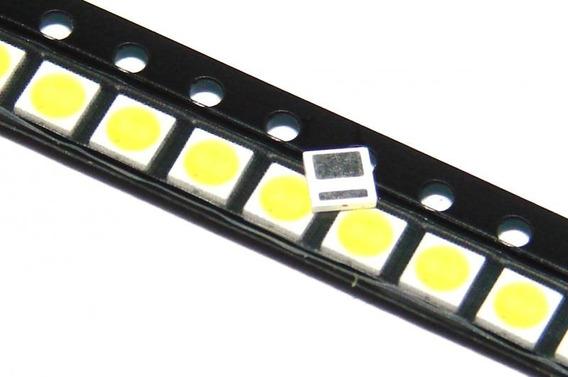 Kit 100pcs Led 3030 Smd Tv 6v 1.8w Backlight Semp Philco