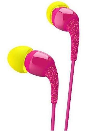 Fones De Ouvido Intra-auriculares The Pull Sho1100pk - Rosa
