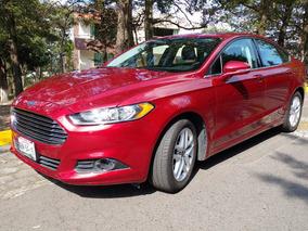 Ford Fusion Se Nav 2016