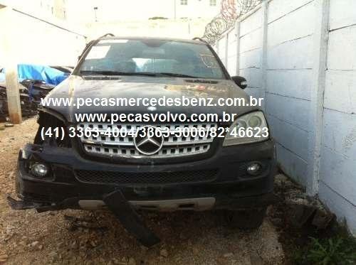 Sucata Mercedes Ml350 Ml500 Peças / Motor / Cambio / Lantern
