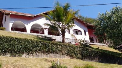 Casa Residencial Para Venda E Locação, Retiro, Petrópolis - Ca0210. - Ca0210