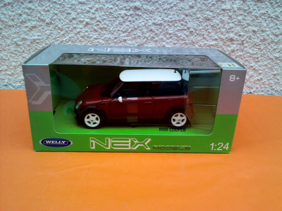 Welly Nex Mini Cooper 1/24 01