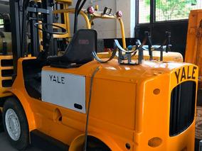 Empilhadeira Yale 3t Pneu Grande Opala 4 Mecanica Revisada