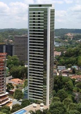 Apartamento Em Casa Forte, Recife/pe De 204m² 4 Quartos À Venda Por R$ 1.395.000,00 - Ap162321