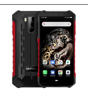 Ulefone Armor X3 32gb Ip68 Ip69k Android 9.0 Tela 5.5 Red
