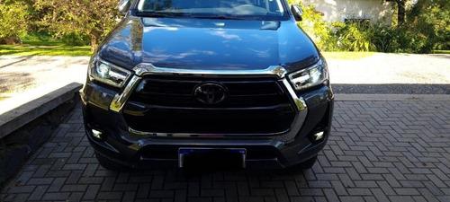 Toyota Hilux Srx 4x4 At 205 Hp