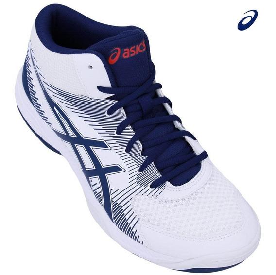 Tenis Gel Task Mt - Volei Basquete Handebol Squash - Asics