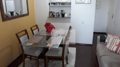 Imagem 1 de 22 de Apartamento Para Venda Com 50 M², 3 Dorms E 1 Vaga Na Vila Ema - Ap0077