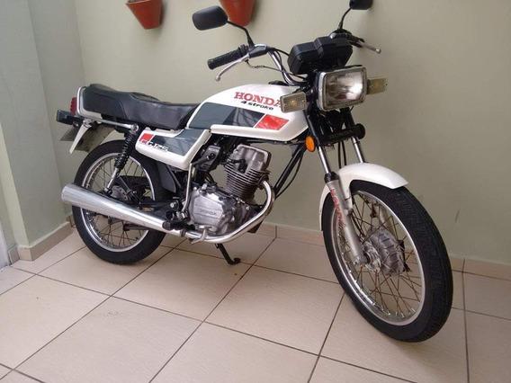 Honda Cg 125cc 4 Strouke