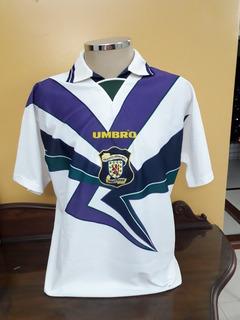 Camisa Rara Seleção Da Escócia 1996 Impecável Tamanho G