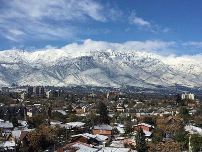 Espectacular Vista Despejada Cordillera ,finas