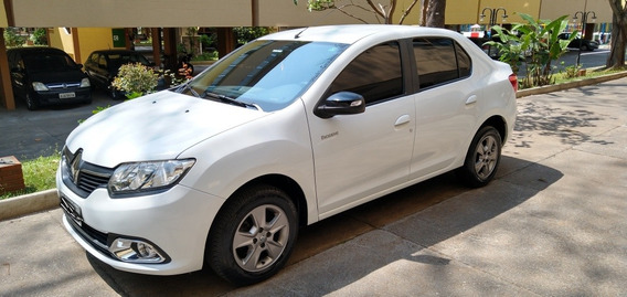 Renault Logan 1.6 Sl Exclusive Hi-power 4p Mecânico