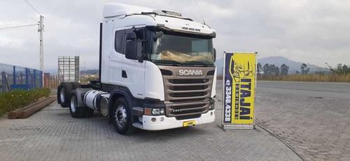 Imagem 1 de 13 de Scania G400 6x2 2014 G400