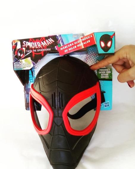 Máscara Spiderman Hasbro Electrónica