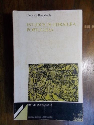 Estudos De Literatura Portuguesa Cleonice Berardinelli