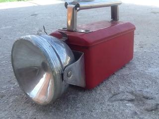 Lanterna Antiga - Metal - Microlite ( Restauro).