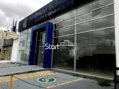 Salão Para Aluguel Em Cambuí - Sl003947