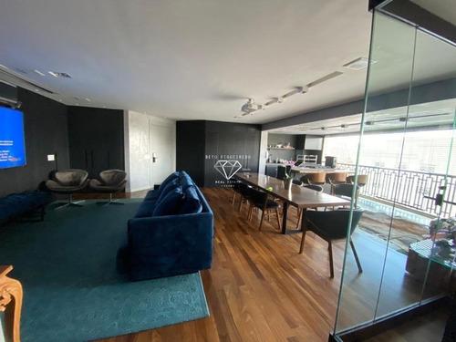 Imagem 1 de 15 de Apartamento - Campo Belo - Ref: 1887 - V-reservacyj