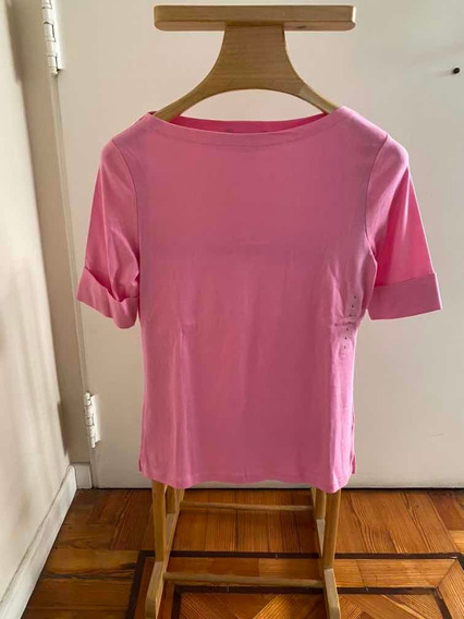 Polo Ralph Lauren Remera Dama Large