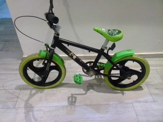 Bicicleta Niño Ben 10