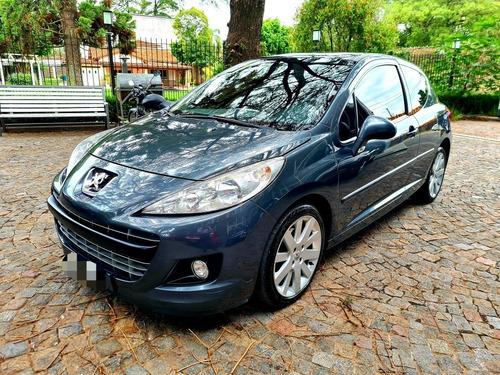 Peugeot 207 Gti 1.6 156cv. 3ptas 2012 84.000km T/usado Fcio.