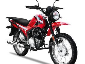 Zongshen Moto Rx 150 Roja