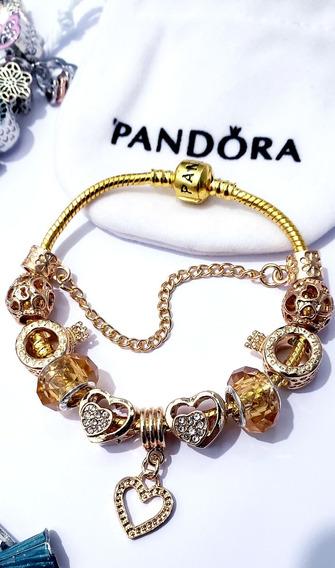 Pulseira Pandora Berloque Linda Promoção