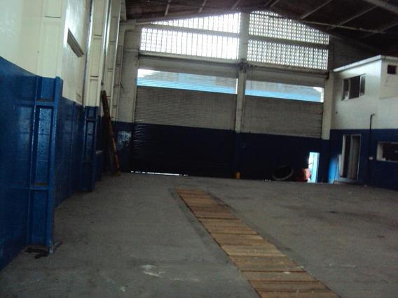 Galpão Para Alugar Por R$ 10.000,00/mês - Paquetá - Santos/sp - Ga0032